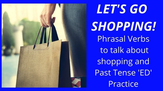 Learn English For Shopping